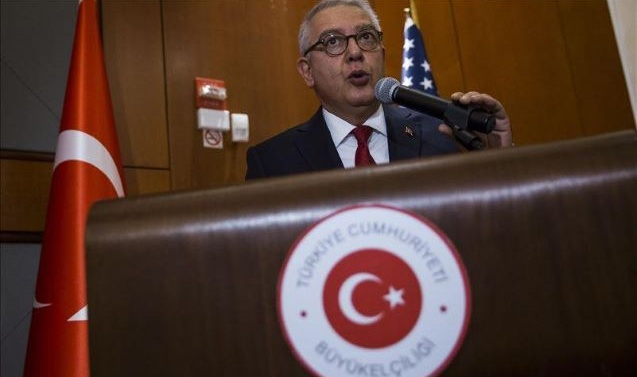 Turkish envoy slams US senators for Uyghurs comments