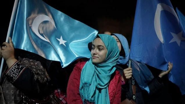 US Congress approves China sanctions over Uighur crackdown