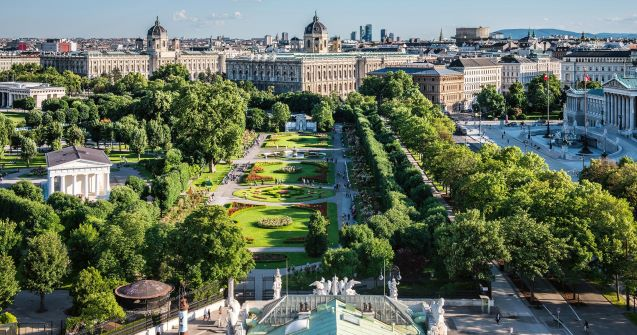 Vienna crowned world's greenest city for its parks and public transit