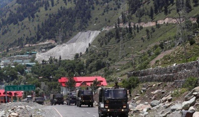 China says it does not want to see any more clashes on border with India