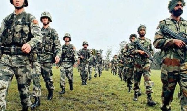 'India capitulated to China in Ladakh'