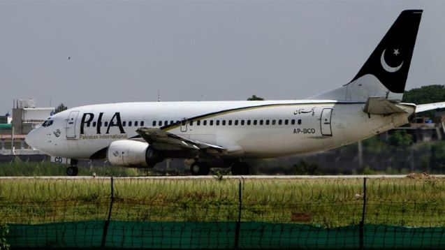 Big blow for PIA as Europe bans airline for six months over 'fake' licences scandal