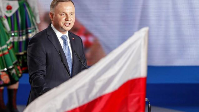 Poland presidential race set for July 12 run-off, say exit polls