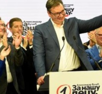 Serbia election: President Vucic declares landslide win in controversial parliamentary vote