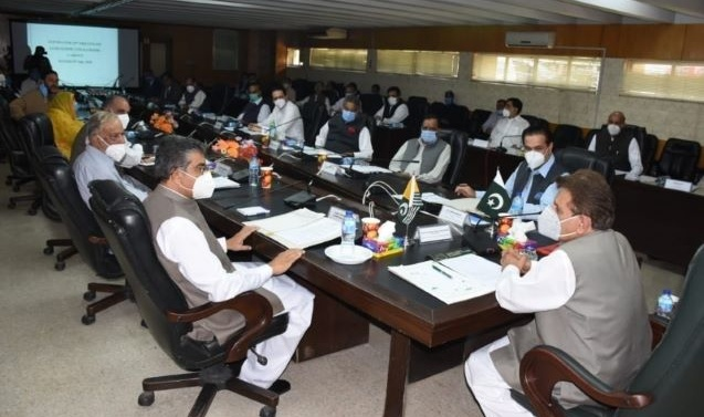 Kashmir: AJK cabinet declines to agree to draft constitutional proposals from Islamabad 'in totality'
