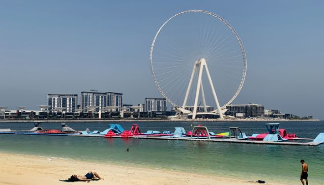 Dubai reopens doors to foreign visitors after four-month COVID-19 shutdown