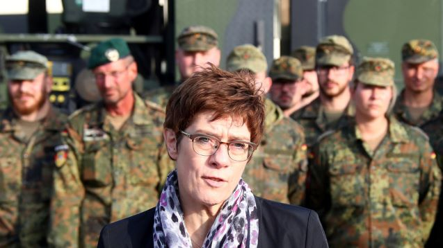 German armed forces may help regions affected by US troop withdrawal – defense minister
