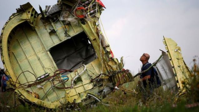 Dutch take Russia to European rights court over MH17 disaster