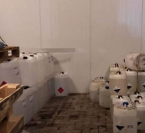 Dutch police arrest 17 after finding country's 'largest ever' cocaine lab