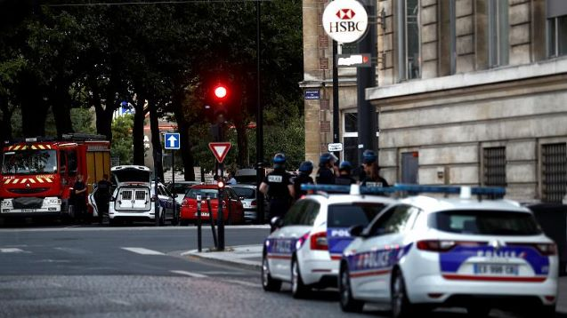 France: Gunman who held 6 hostages at bank in Le Havre  surrenders to police