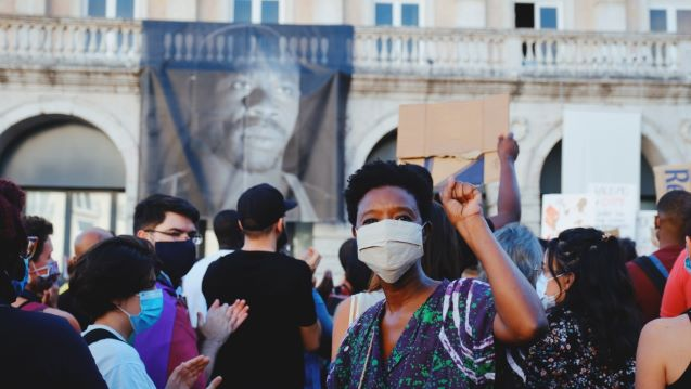 Hundreds join protests in Portugal after murder of Black man