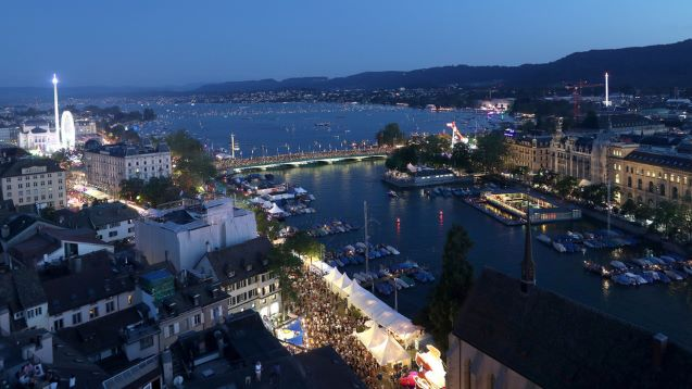Switzerland to allow events of over 1,000 people from October 1