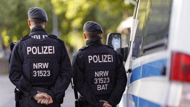 29 German police officers suspended amid major probe into Nazi content sharing