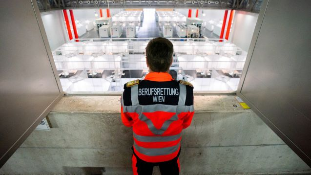 SECOND WAVE of Covid-19 already looming in Austria as new infections rise 'day by day' – Chancellor Kurz
