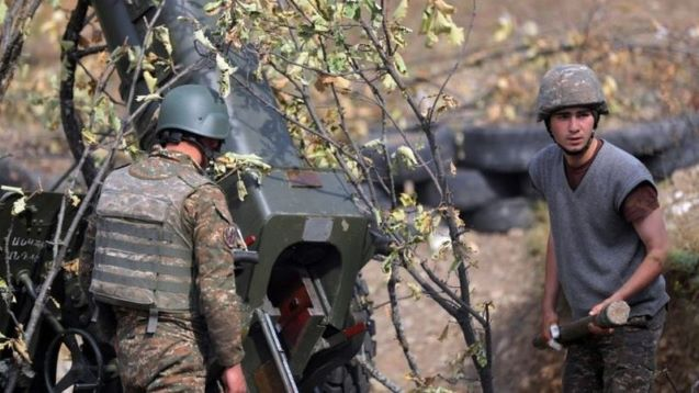 Nagorno-Karabakh: Nearly 5,000 dead in conflict, Putin says