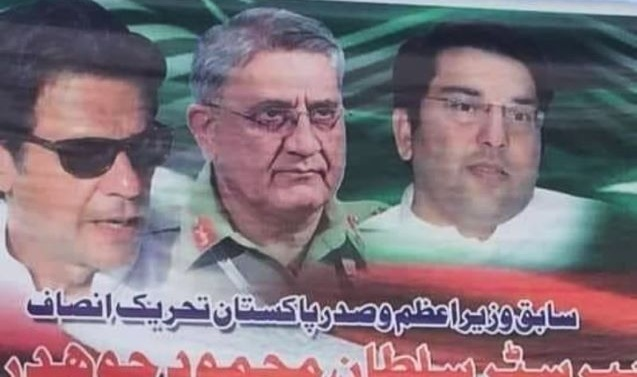 AJK election commission warns against use of army chief's pictures for political purposes