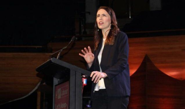 Ardern wins landslide re-election in New Zealand vote